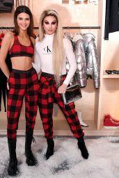 Aquaria – Calvin Klein Pajama Party in NYC 12/11/2019