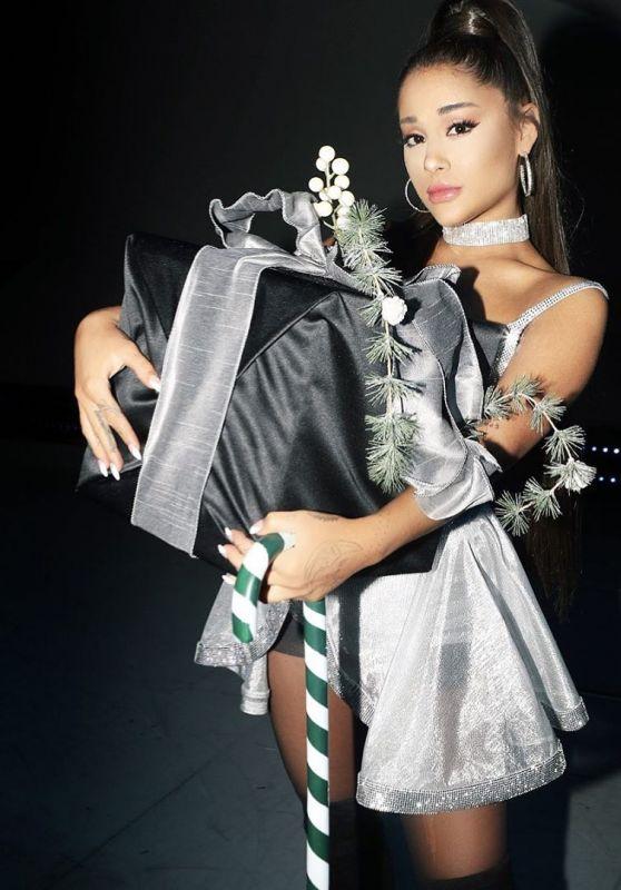 Ariana Grande - Social Media 12/05/2019