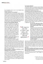 Ashley Graham - ELLE Italy 12/21/2019 Issue