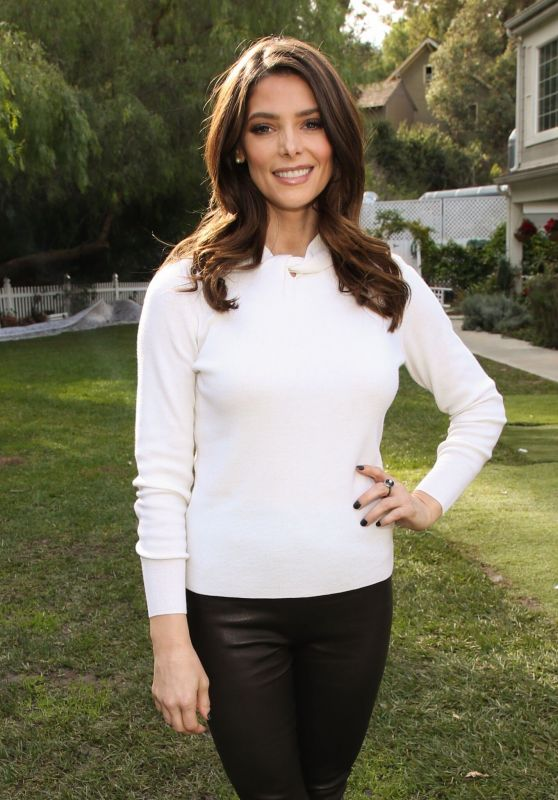 Ashley Greene - Hallmark Channel