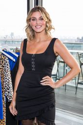 Ashley James - Hosts Private Brunch in London 12/05/2019