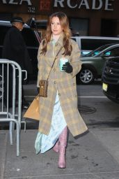 Ashley Tisdale Style - Out in NYC 12/04/2019
