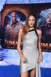 """Ava Michelle – """"Jumanji: The Next Level"""" Premiere in Hollywood"""