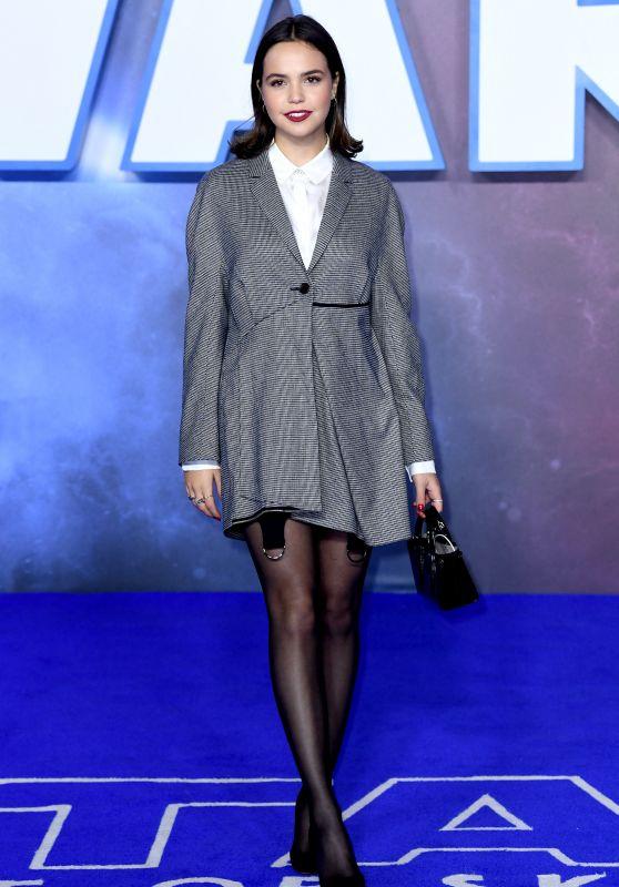 """Bailee Madison – """"Star Wars: The Rise of Skywalker"""" Premiere in London"""