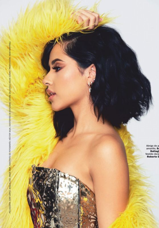 Becky G - Cosmopolitan Magazine Spain January 2020 Issue
