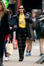 Bella Hadid Street Style 11/27/2019