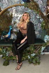 Bella Hassan - Feya's Flagship Cafe Launch Party 12/03/2019