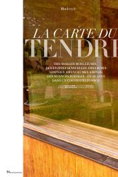 Bess Van Noord - Madame Figaro 11/29/2019 Issue