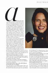 Bianca Balti - ELLE Magazine Spain January 2020 Issue