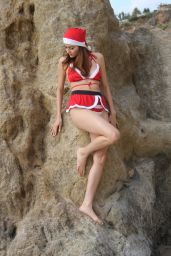 Blanca Blanco Bikini Photoshoot 12/20/2019