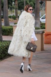 Blanca Blanco Style - Out in Malibu 12/19/2019
