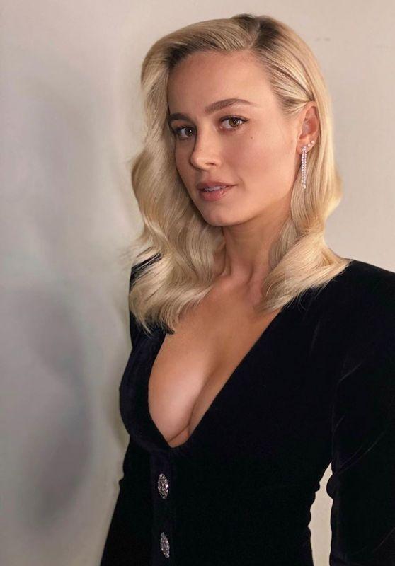 Brie Larson - Style Photoshoot 2019