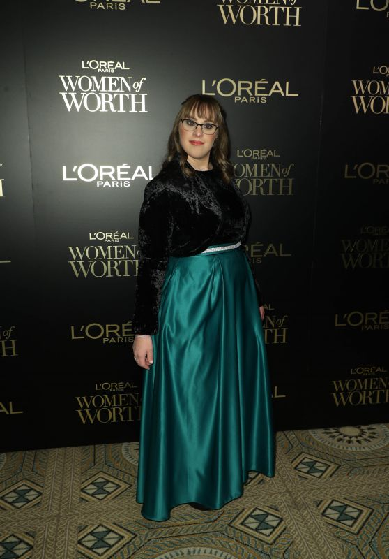 Brittany Sciavone – L'Oreal Paris Women Of Worth Awards 2019 in NYC