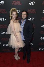 """Caitlin Mehner – """"Mob Town"""" Premiere in Los Angeles"""