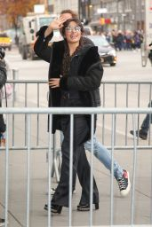Camila Cabello - Arriving at Her Album Pop-up Store Apperance in New York 12/05/2019