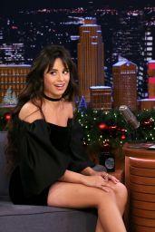 Camila Cabello - Jimmy Fallon Show in New York 12/05/2019