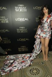 Camila Cabello – L'Oreal Paris Women Of Worth Awards 2019 in NYC