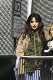 Camila Cabello - Leaving Jingle Ball in Inglewood 12/06/2019