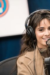 Camila Cabello - SiriusXM Hollywood Studio in LA 12/06/2019