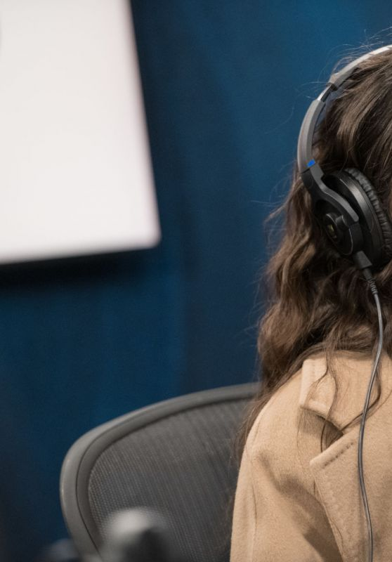 Camila Cabello - SiriusXM Hollywood Studio in LA 12/06/2019