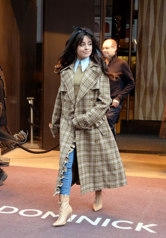 Camila Cabello Street Fashion 12/13/2019