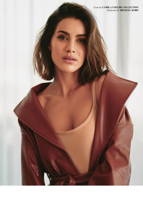 Camila Coelho - Modeliste Magazine January 2020 Issue