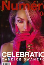 Candice Swanepoel - Numero Magazine Russia December 2019 Cover