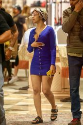 Cardi B - Makeup Free Out in Miami 12/22/2019