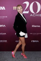Caroline Vreeland - Footwear News Achievement Awards in NYC