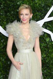 Cate Blanchett - Fashion Awards 2019 in London
