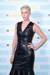 "Charlize Theron - ""Bombshell"" Screening and Q&A in London"