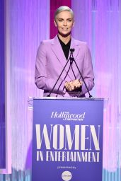 Charlize Theron – THR's Power 100 Women in Entertainment 12/11/2019