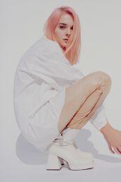 Charlotte Lawrence - Photoshoot for Jalouse Magazine December 2019
