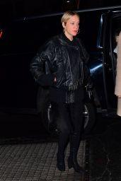 Chloe Sevigny and Natasha Lyonne - SNL After Party in New York City 12/21/2019