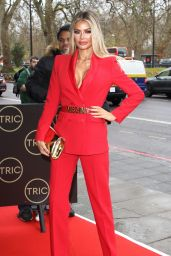 Chloe Sims - TRIC Christmas Charity Lunch in London 12/10/2019