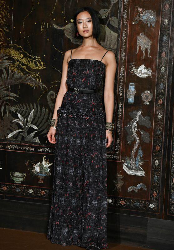Chutimon Chuengcharoensukying – Chanel Metiers D'Art 2019/2020 Show in Paris