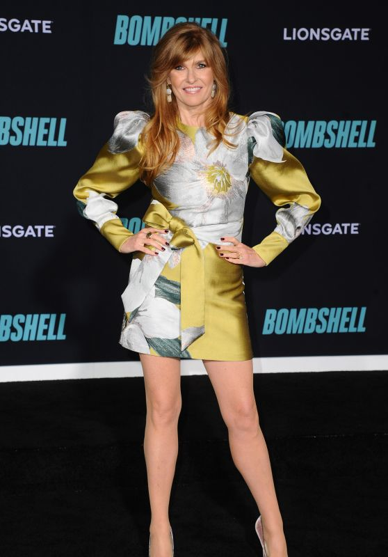 "Connie Britton – ""Bombshell"" Special Screening in Westwood"