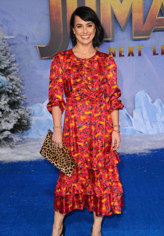 """Constance Zimmer – """"Jumanji: The Next Level"""" Premiere in Hollywood"""