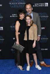 "Constance Zimmer – ""Star Wars: The Rise Of Skywalker"" Premiere in LA"