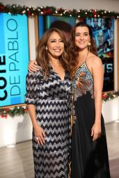 Cote de Pablo - The Talk 12/17/2019
