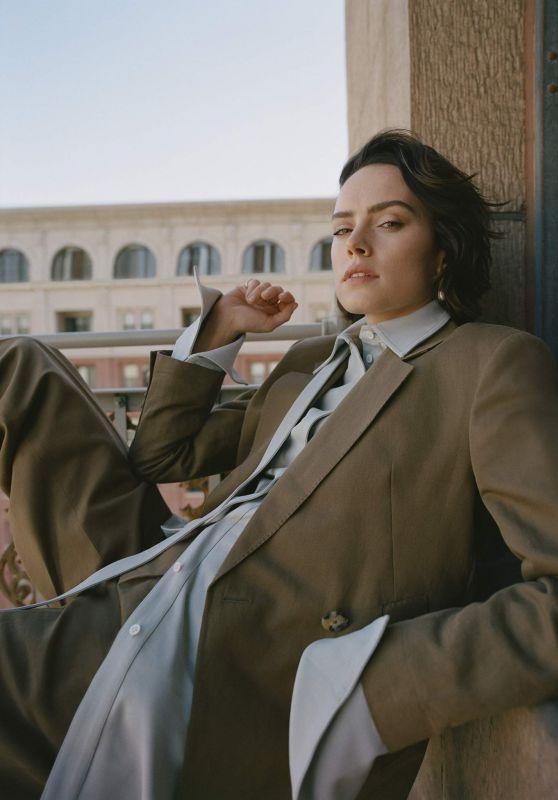 Daisy Ridley - Porter Magazine 2019