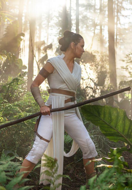 "Daisy Ridley – ""Star Wars: Episode IX"" More Photos (+7)"