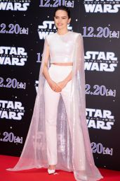 """Daisy Ridley - """"Star Wars: The Rise of Skywalker"""" Special Fan Event in Tokyo"""