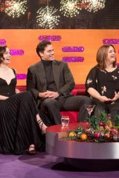 Daisy Ridley - The Graham Norton Show 12/19/2019