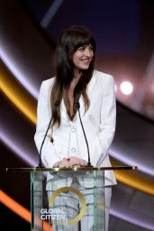 Dakota Johnson - 2019 Global Citizen Prize