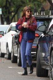 Dakota Johnson - Out in West Hollywood 12/04/2019