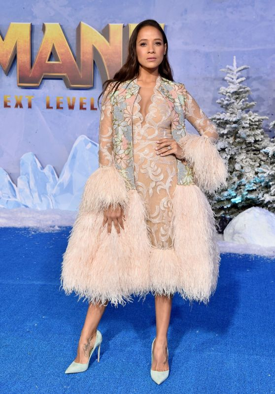 "Dania Ramirez – ""Jumanji: The Next Level"" Premiere in Hollywood"