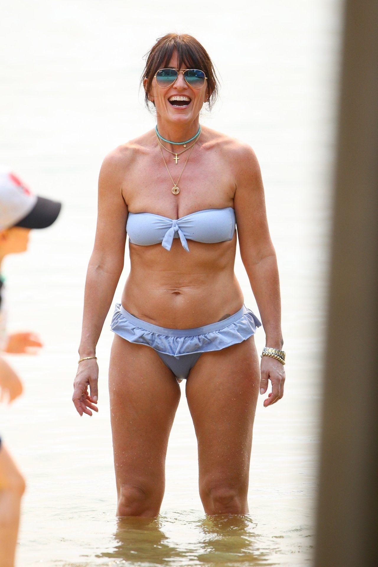 Davina mccall bikini Who is Davina McCall's