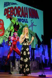 Deborah Ann Woll – Marvel Celebrates Stan Lee in NY 12/11/2019