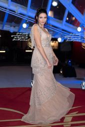 Delphine Wespiser - Tribute to Bertrand Tavernier at Marrakech International Film Festival